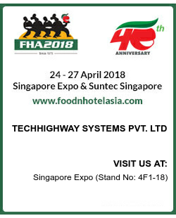 TechHighway Systems to participate in FHA 2018 to be held in Singapore